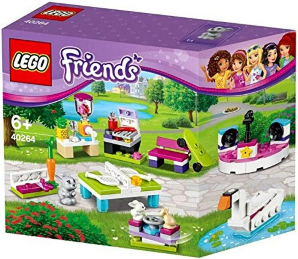 LEGO Friends Build My Heart Lake City Accessory Set 40264