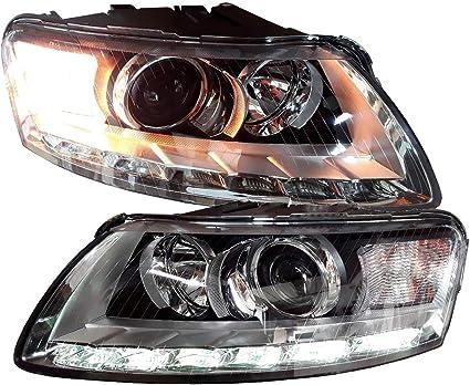 D2s Xenon Scheinwerfer A6 4f 04 08 Chrom Frontscheinwerfer Facelift Optik Auto