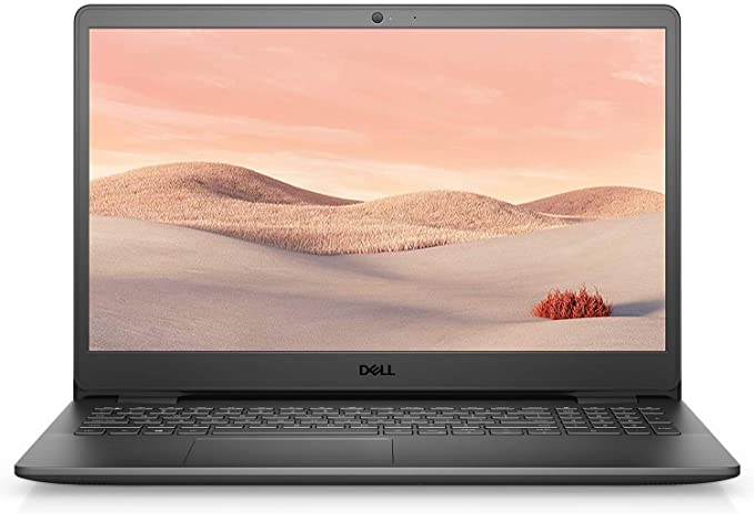 "Dell Inspiron 15 3000 Laptop (2021 Latest Model), 15.6"" HD Display, Intel N4020 Dual-Core Processor, 8GB RAM, 256GB SSD, Webcam, HDMI, Bluetooth, Wi-Fi, Black, Windows 10 | Amazon"