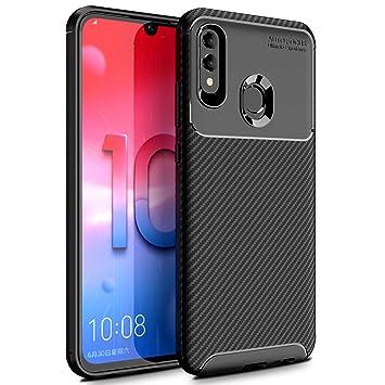 SMYTU Funda Huawei Honor 10 Lite P Smart 2019,Funda Protectora de ...
