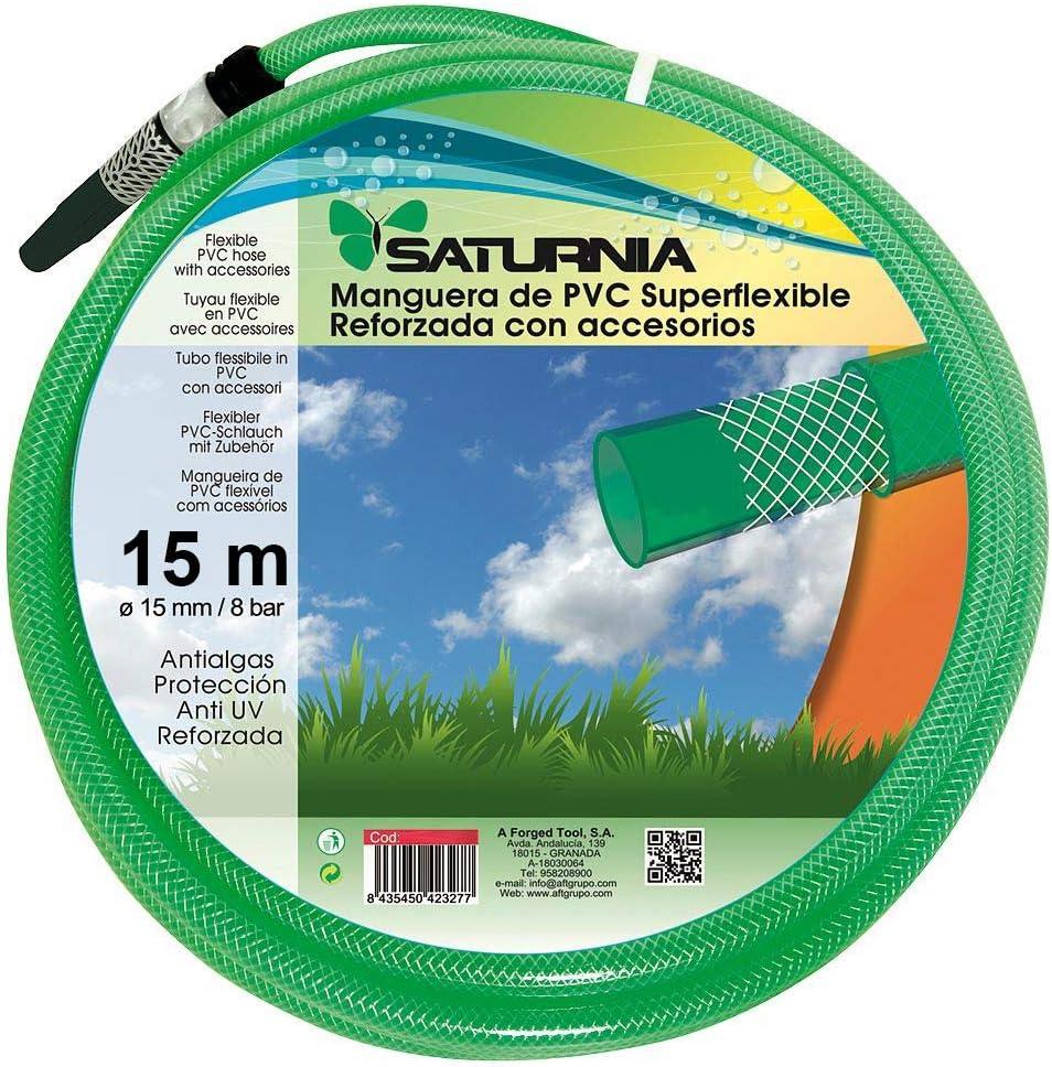 Manguera Latflex Reforzado 15 Mm. - 5/8