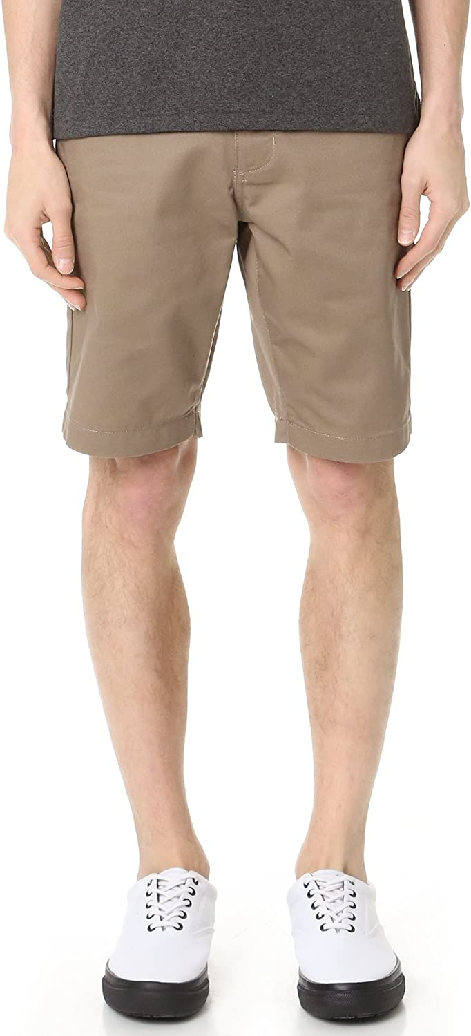 RVCA Week-End Shorts Dark Khaki