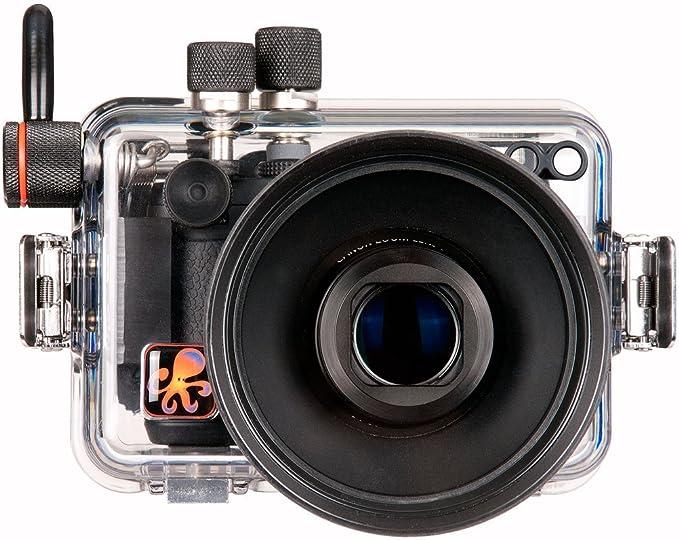 Ikelite Carcasa submarina para cámara para Canon G16 pequeño ...