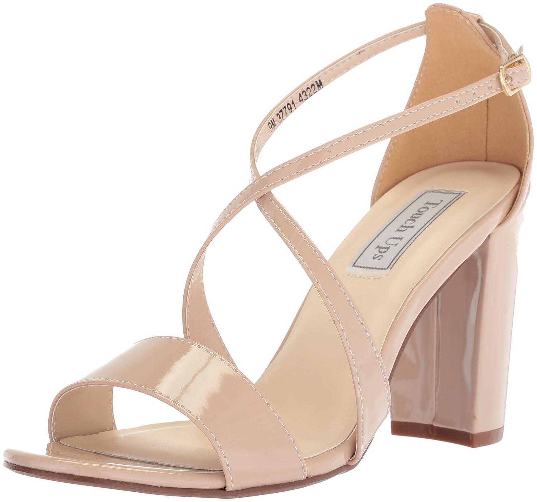 ec8643cd3b2 Amazon.com  Touch Ups Women s Micah Heeled Sandal  Shoes