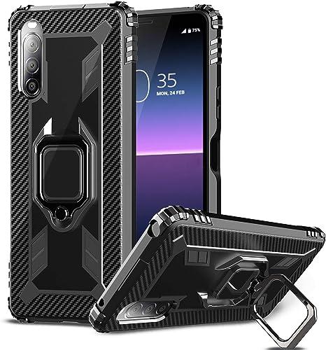 Imbzbk Kompatibel Mit Sony Xperia 10 Ii Hülle Agnetic Elektronik