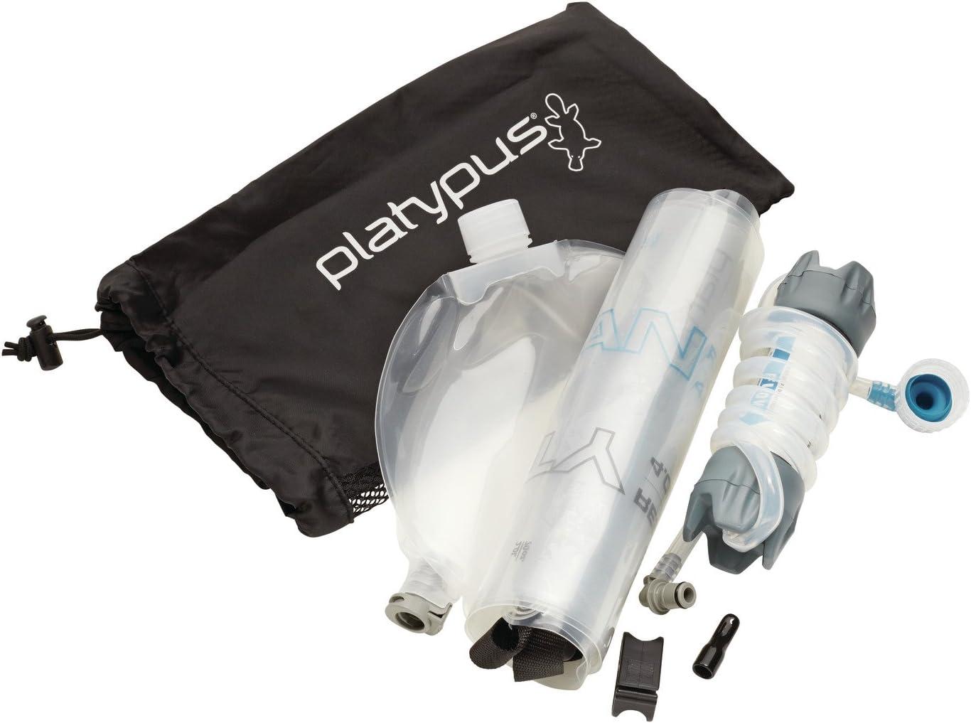 Platypus water filter