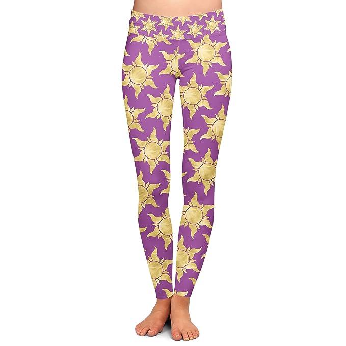 Amazon.com: Tangled Suns Yoga para Mujer Baja De Ascenso ...