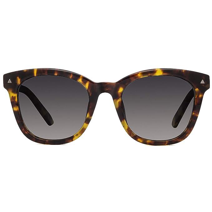 Amazon.com: DIFF - Gafas de sol cuadradas para hombre y ...