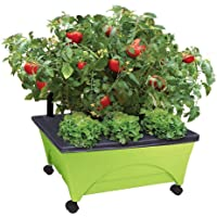 Emsco Group City Pickers Patio Raised Garden Bed Kit