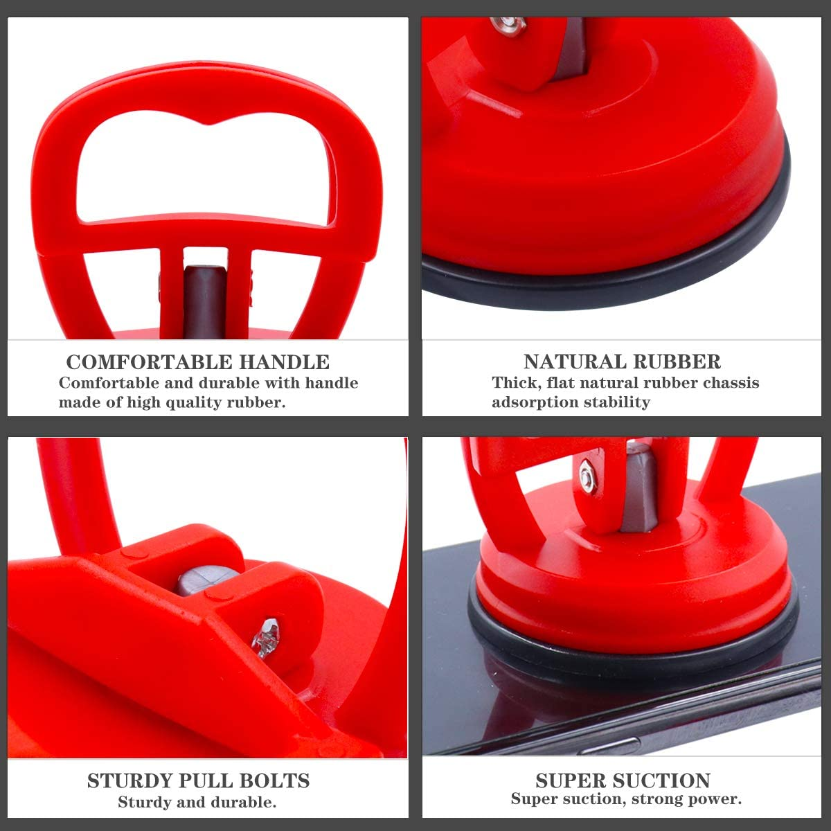 Body Repair Tools Granite Lifting and Objects Moving Glass Mirror ...