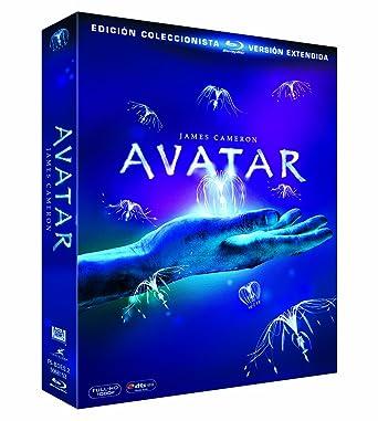 Pack- Avatar - Blu-Ray [Blu-ray]: Amazon.es: Sam Worthington ...