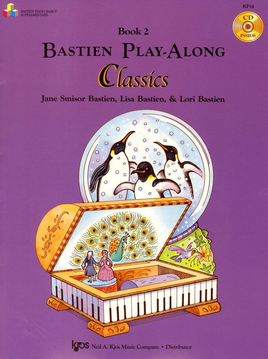 Book 1 Bastien Play-Along Classics