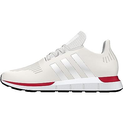 Nuove scarpe da moda adidas Swift Run Uomo Scarpe Bianco