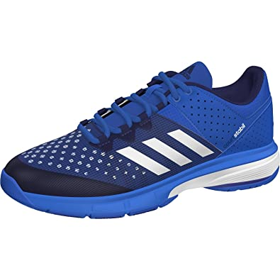 8a5da48be adidas Court Stabil Men s Indoor Court Shoe Badminton Squash Racquetball Volleyball  (8