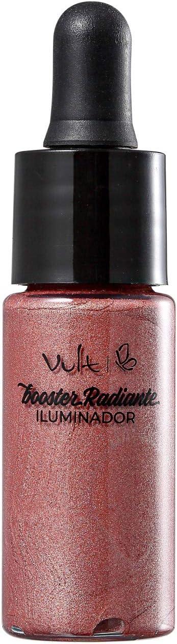 <em>Booster</em> iluminador rosé