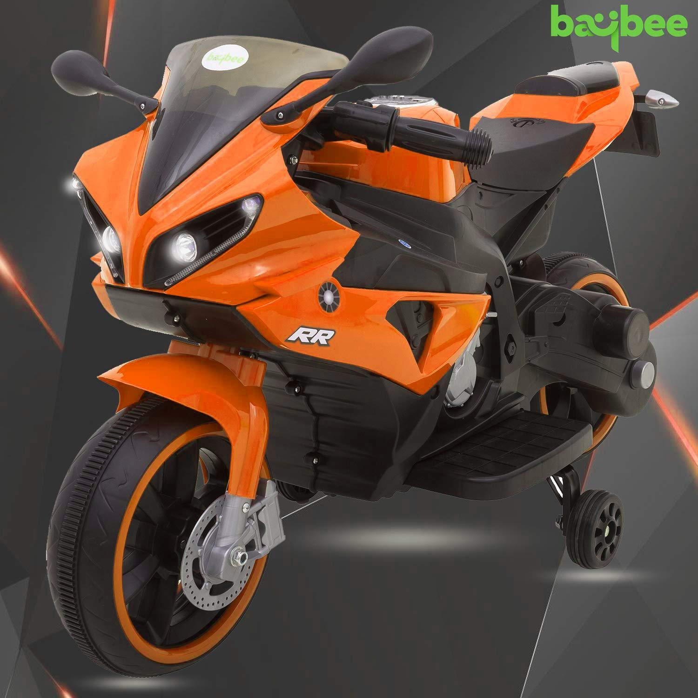 Baybee Mini R1 Battery Operated Kids Bike review