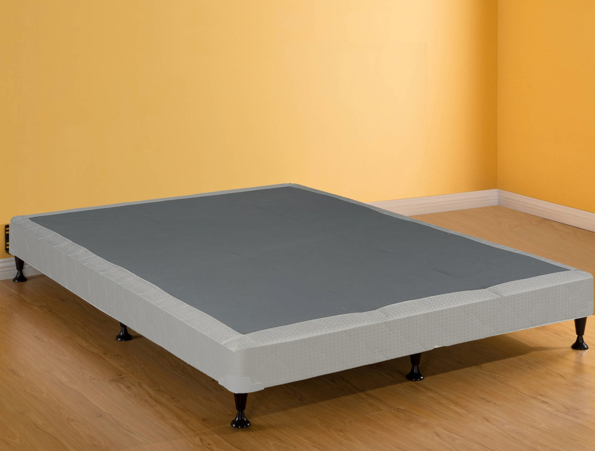 Greaton 99v-3/3-3LP Assembled Long Lasting 4 Box Spring for Mattress Size 74, Twin, inch