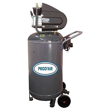 prodair prodair100 V Compresor Coaxial aceite Vertical 2 CV 100 L: Amazon.es: Bricolaje y herramientas