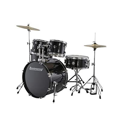 Ludwig Accent Drive 5-Piece Drum Set