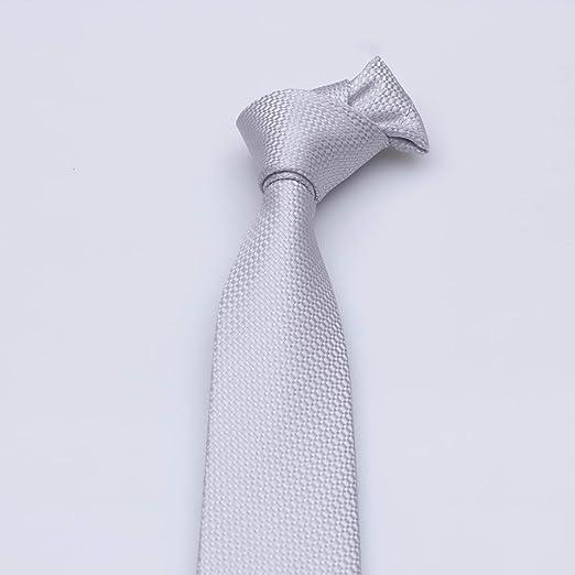 LBBJJ Corbata de Moda clásica Corbata para Hombre_Corbata para ...