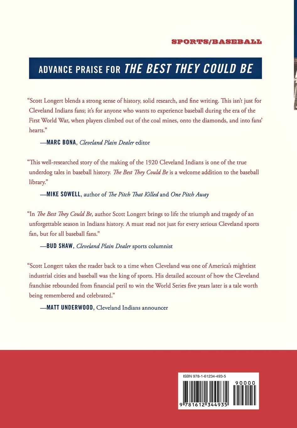 The Best They Could Be: How the Cleveland Indians became the