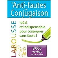 ANTI-FAUTES CONJUGAISON