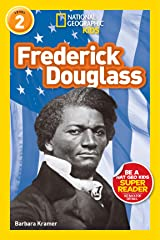 National Geographic Readers: Frederick Douglass (Level 2) (Readers Bios) Kindle Edition