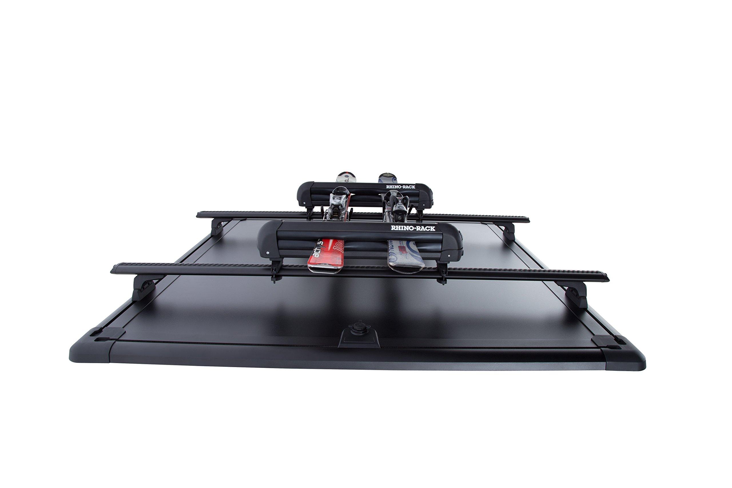 UnderCover 100223 RidgeLander Accessories Ski/Snowboard Carrier (4 Skis)
