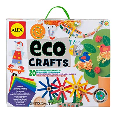 ALEX Toys Craft Eco Crafts: Toys & Games