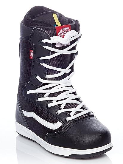 b4be537edc9 Amazon.com   Vans Black-White-Red Mantra Snowboard Boots (Us 7 ...