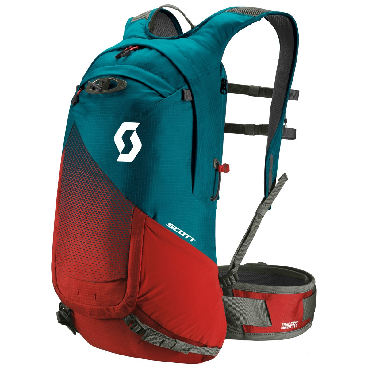 Scott Pack Trail Protect fr Légion \ '12Fiery Red/Blue