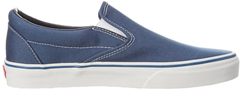 Vans Classic Slip-On Canvas, scarpe da ginnastica a Collo Collo Collo Basso Unisex – Adulto 26953d