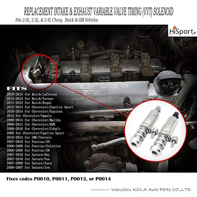 Variable Valve Timing Code Code P0010 – Icalliance