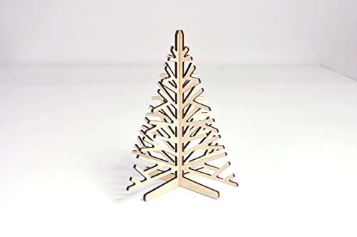 Wooden Christmas Tree.Amazon Com Wooden Christmas Tree 3 Sizes Available