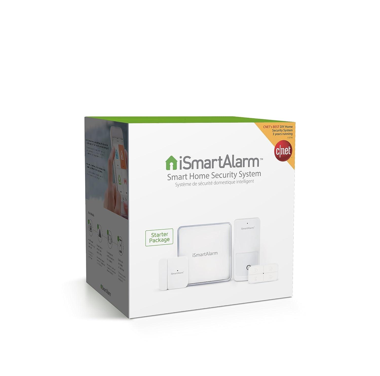 SMART SWITCH 858176004205 Multi Purpose Switch, White iSmartAlarm