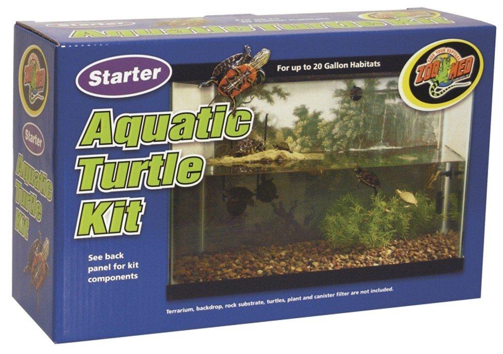 Zoo Med Starter Aquatic Turtle Kit