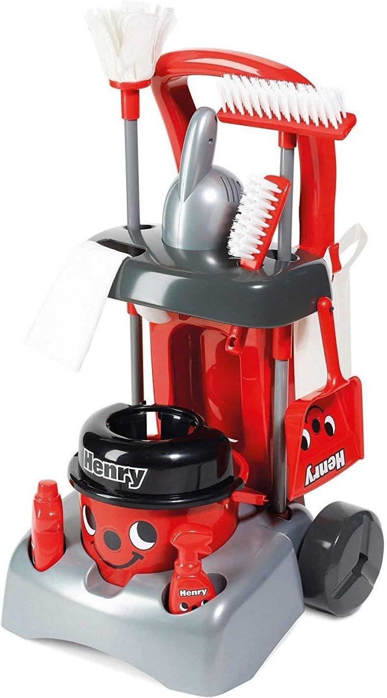 CASDON Little Helper Deluxe Henry Cleaning Trolley