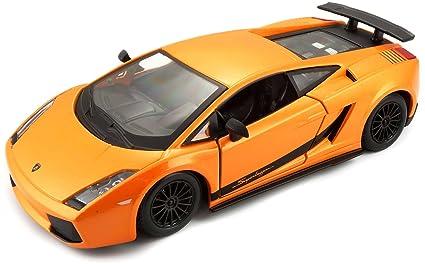 Amazon Com Tobar 1 24 Scale Lamborghini Gallardo Superleggera Kit