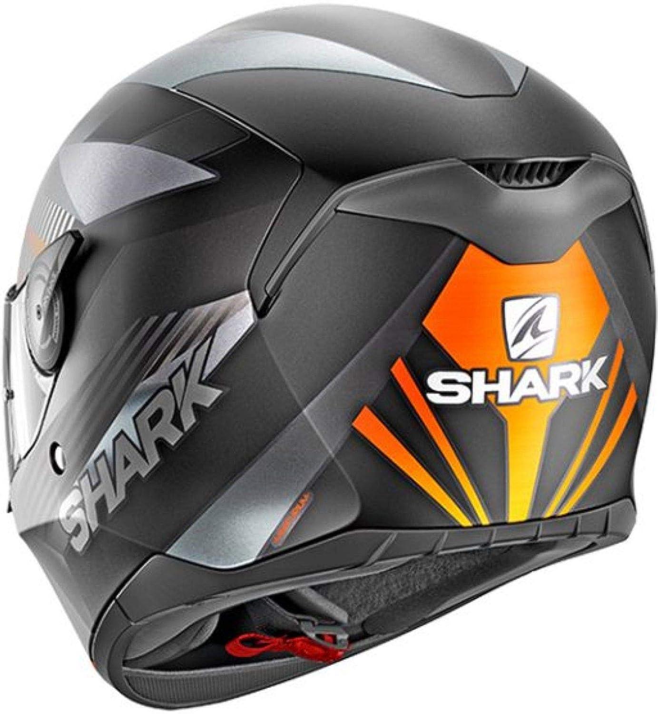 Casco de moto Msg Bike Gear Shark D-SKWAL viseras adicionales