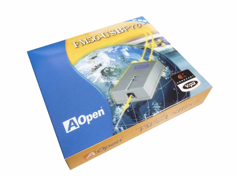 AOPEN FM56-USB DRIVERS (2019)