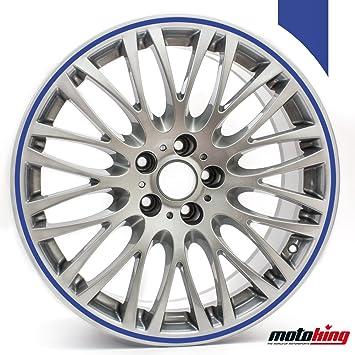 """Adhesivos Motoking para llantas 360 °/rueda completa/desde 19"""" hasta 23"""""""