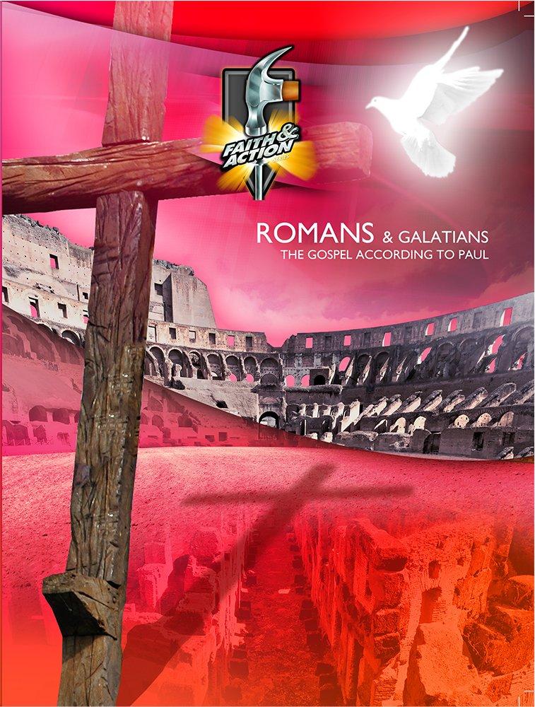 Download Romans & Galatians: The Gospel According to Paul PDF