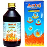 Antaj Ayurvedic Herbal Acidity Syrup - 400 ml