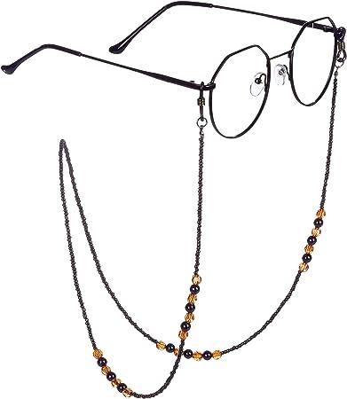 4 X Spec Eyeglass Cord For Glasses Eyeglasses Chain Lanyard Neck Cords