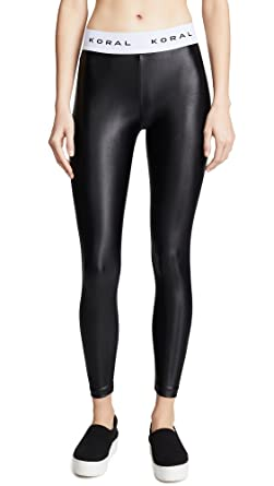 0c8ccbf771a95 Koral Activewear Women's Aden Leggings at Amazon Women's Clothing store: