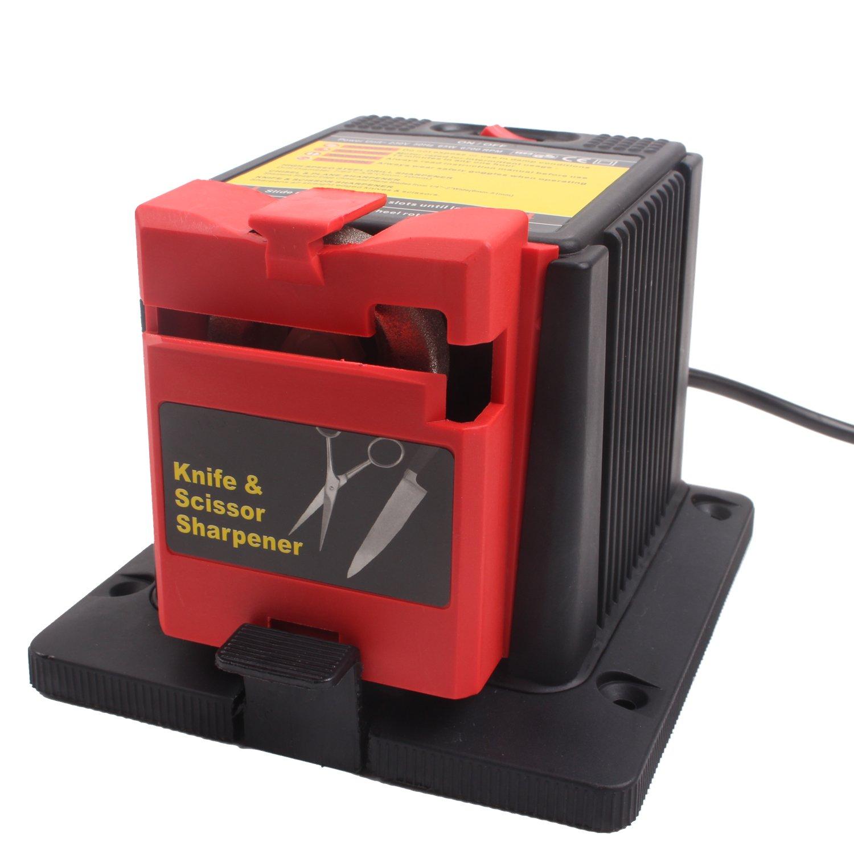 CCLIFE Affilatore Universale, affilatore/smerigliatrice,Utensile multifunzione 65 Watt