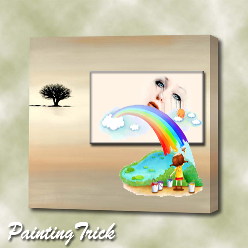 paintingtrick