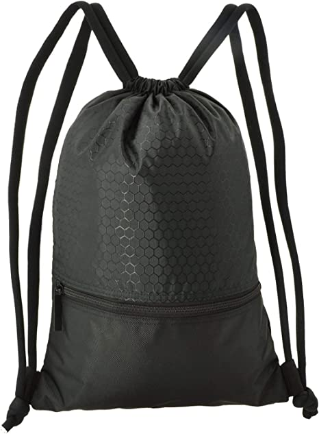 WinCret Sackpack para Hombres Mujeres Niños - Impermeable Mochila ...