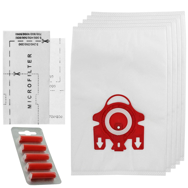 SPARES2GO 3D bolsas de FJM Hyclean con fijación tipo para ...