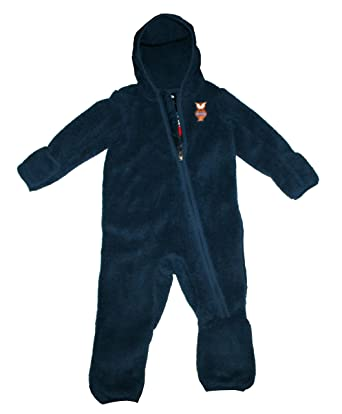 cb1b1298f1f2 The North Face Infant Groveland Sherparazo Fleece Baby Boys Hooded Body  Suit (12-18